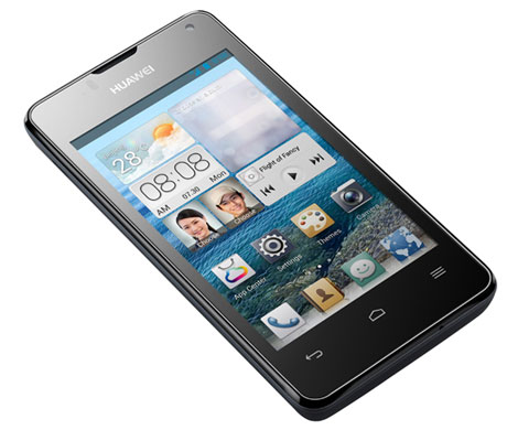Huawei Ascend Y300 – Review