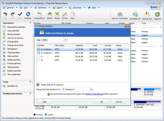 Partition Manager Software