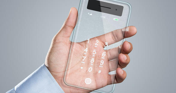 Transparent Mobiles