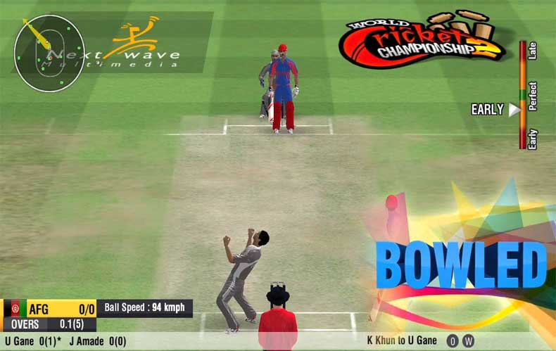 World Cricket Championship 2