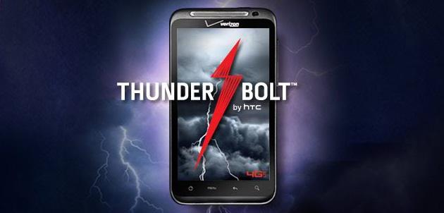 HTC Thunderbolt