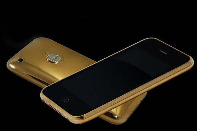 Supreme-Goldstriker-iPhone-3G-32GB