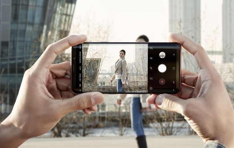 Galaxy S9 l S9+